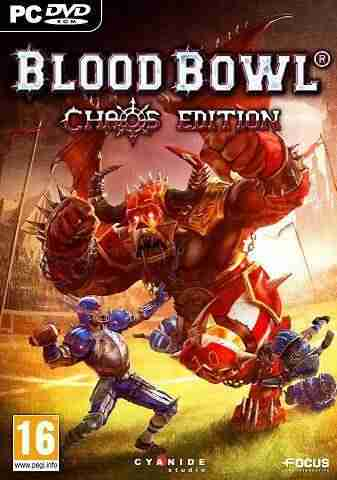 Descargar Blood Bowl Chaos Edition [English][FIX XP][FLT] por Torrent